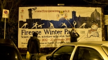 Winter Steet Art Park